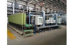 Shanghai Industrial Wastewater Treatment Project