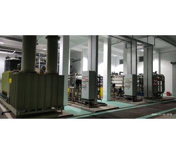 Putian Incineration Power Plant Leachate Treatment Project