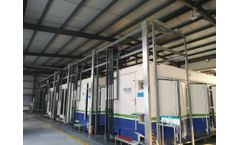 Shanghai Leachate Emergency Treatment Project