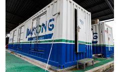 Jiangsu Landfill Leachate Zero Liquid Discharge Project