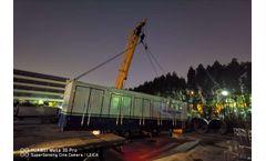 Chongqing Wulong Landfill Leachate Treatment Project