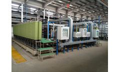 Coal Chemical Wastewater Discharge Project