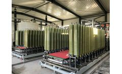 Beijing Landfill Leachate Treatment Project