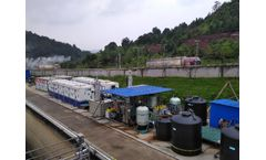 Shaoyang Hunan Landfill Leachate Treatment Project