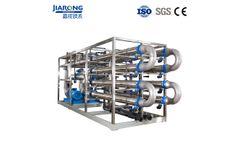 Tubular UF Membrane Leachate Treatment Wastewater Treatment Equipment