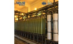 STRO Leachate Sewage Treatment Equipment