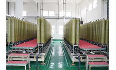 Shanghai Laogang Leachate Treatmeng Plant - Case Study