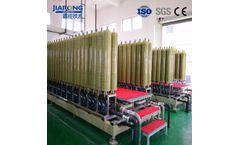 DTRO Membrane Leachate Treatment Equipment