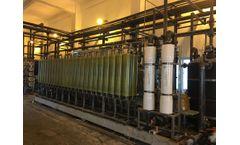 STRO Membrane Leachate Treatment Equipment