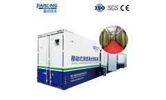Jiarong - Model 200T - Containerized Landfill Leachate Treatment Equipment