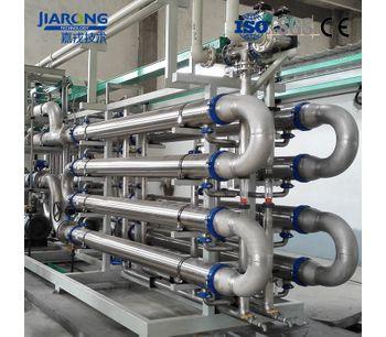 Tubular Ultrafiltration Membrane Leachate Sewage Treatment Equipment-2