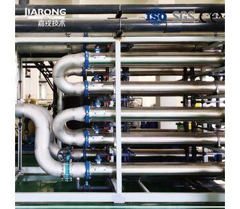 Tubular Ultrafiltration Membrane Leachate Sewage Treatment Equipment-3