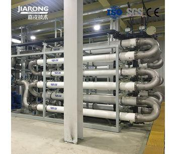 Tubular Ultrafiltration Membrane Leachate Sewage Treatment Equipment-1