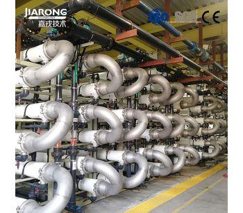 Tubular Ultrafiltration Membrane Leachate Sewage Treatment Equipment-4