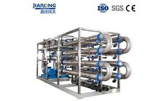 Jiarong - Tubular Ultrafiltration Membrane Leachate Sewage Treatment Equipment
