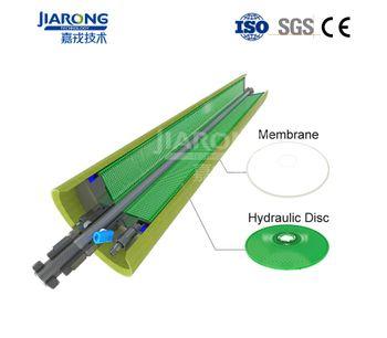 Disc-Tube Reverse Osmosis Membrane for Leachate Treatment-1