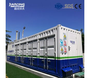 Containerized  Industrial Wastewater Leachate Treatment Equipments-1