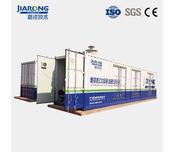 Containerized  Industrial Wastewater Leachate Treatment Equipments-2