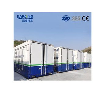 Jiarong - Containerized  Industrial Wastewater Leachate Treatment Equipments