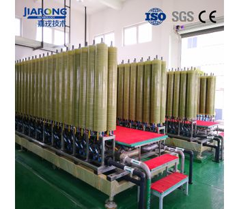 Customized Design DTRO Industrial Wastewater Leachate Treatment Equipment-2