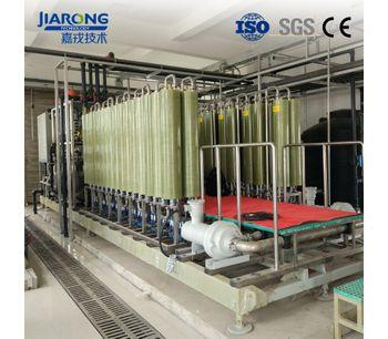 Spiral-Tube Reverse Osmosis Membrane Leachate Treatment Equipment-3
