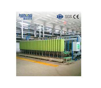 Jiarong - Spiral-Tube Reverse Osmosis Membrane Leachate Treatment Equipment