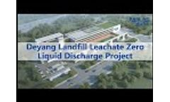 Deyang Zero liquid discharge (ZLD) project