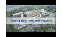 Jiarong new reference projects