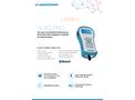 Sauermann - Model Si-AQ PRO - Medidor Portatil para Analizar la Calidad del Aire Ambiente en Aplicaciones de Salud y Seguridad Industrial, Ingeniería Ambiental, Laboratorios, Inves
