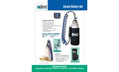 B & G - Aerosol Delivery Unit Brochure