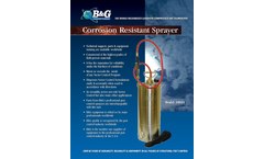 Vector - Control Sprayer Brochure
