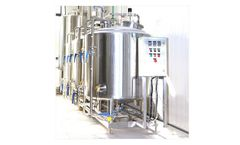 Huanrun - CIP Cleaning System - Automatic Washing Storage Tank