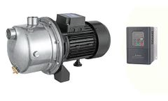 Handuro - Model HD-JET-A/D - AC/DC Both Use Water Pump