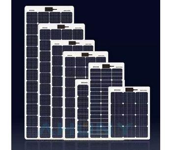 Ahony - Walkable Semi Rigid Marine Solar Panel