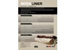 AEF - Berm Liners Brochure