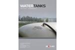 AEF - Water Storage Tank Brochure