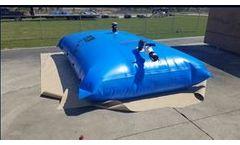 AEF - Water Storage Tank