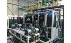 Multi-Component Pentane Foaming Machine