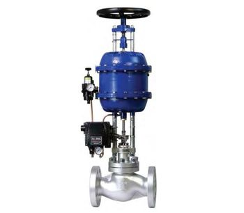 Pasco - Model KP-28 & KT-28 - Two Way Control Valve