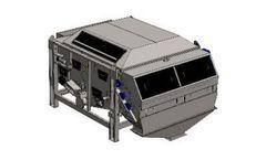 Unison - Model GBT 400-S - Gravity Belt Thickener