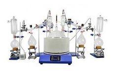 Model 20L - Short Path Distillation Equipment