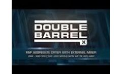 Astec Double Barrel X: Construction and Operation with Gen 3 WMS Video