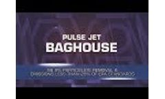 Astec Pulse Jet Baghouse: Construction and Operation Video