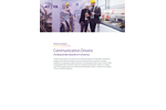 AVEVA - Plant Integration and Connectivity Communication Drivers Software Brochure