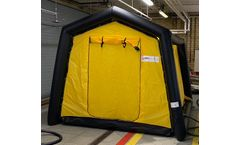 MFC - Model MD4 & MD4s - Four Person Decontamination Unit