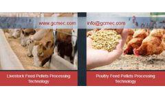 Correct use method of feed pellet machine