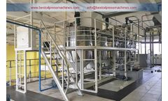 ABC Machinery - Model 5TPD cooking oil mill plant - 5TPD cooking oil mill plant