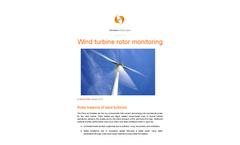 Windfit - Rotor Balance Monitor Tool Brochure