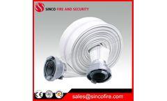 PVC/Rubber/PU/EPDM Fire Hose Manufacturer