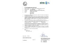 Cosasco - Model ER-210 - Electrical Resistance Remote Data Logger Brochure